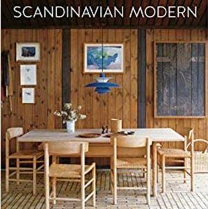 Scandinavian Modern New Book Interior Design Decor